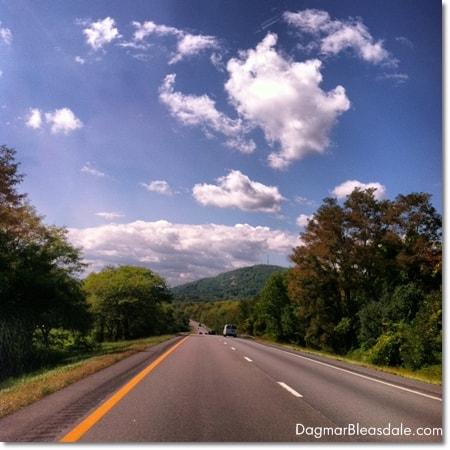 drive to Newburgh, NY, 84