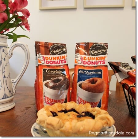 Our Fun Party With Dunkin Donuts Bakery Series Coffee