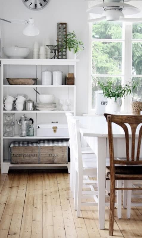 country cottage decor kitchen