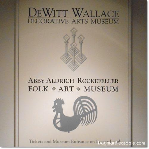 DeWitt Wallace Museum, Williamsburg, VA