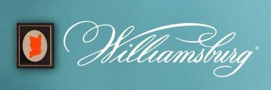 Benjamin Moore's Colonial Williamsburg Collection