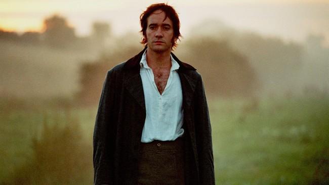 Mr. Darcy, Pride and Prejudice
