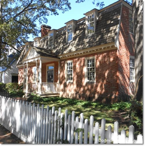 Trip to Colonial Williamsburg, VA