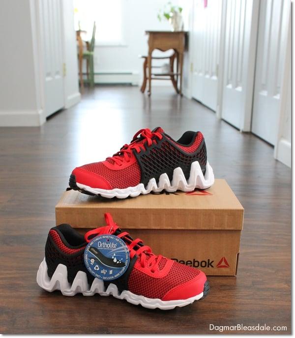 Reebok's ZigTech Sneakers, DagmarBleasdale.com