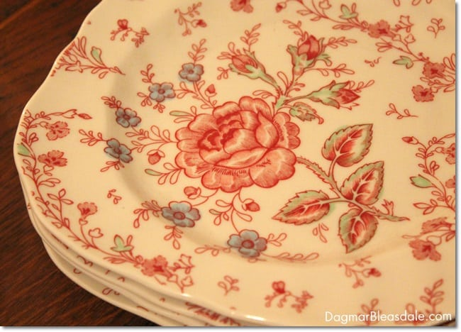 """Thrifty & Vintage Finds"" Link Party #60 — Rose Chintz"