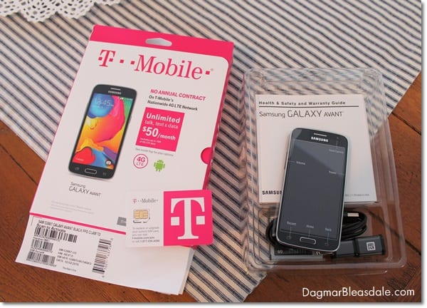 T-Mobile Simply Prepaid Plan