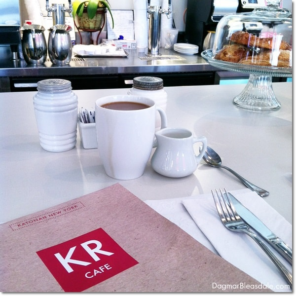 Wordless Wednesday With Linky: Katonah KR Cafe
