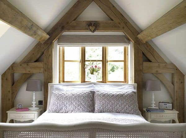 9 dreamy cottage attic bedrooms An attic room