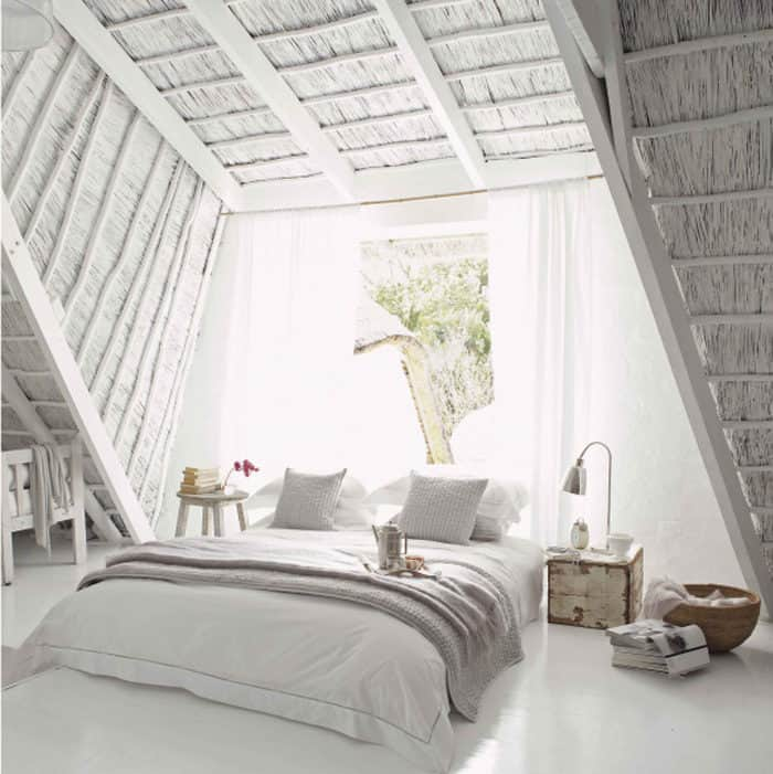 9 Dreamy Cottage Attic Bedrooms
