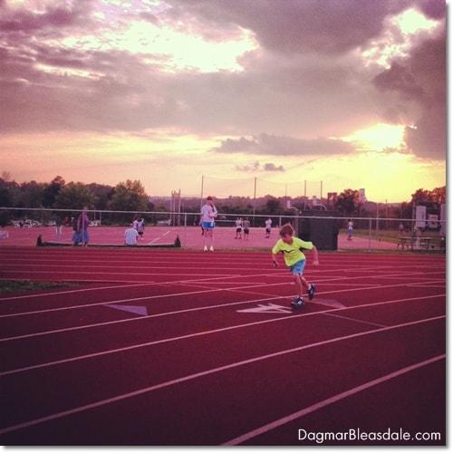 relay race