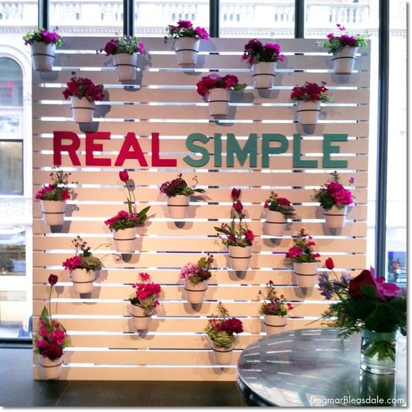 Real Simple Beauty & Balance Event in NYC