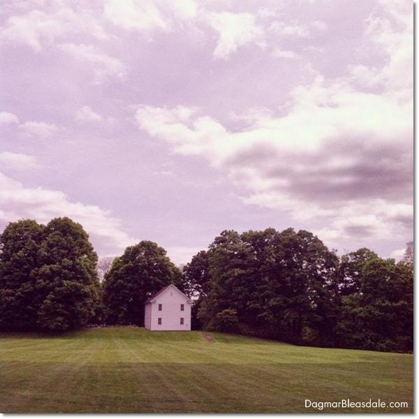 church and carousel, DagmarBleasdale.com