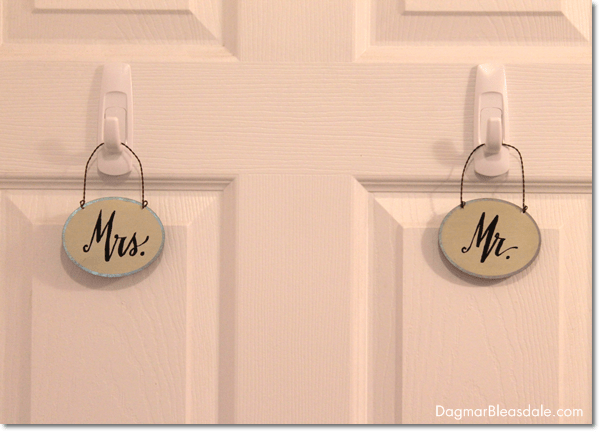 wednesday with linky cute signs for our bathroom dagmar 39 s home