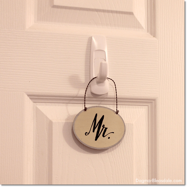 Wordless Wednesday With Linky Cute Signs For Our Bathroom