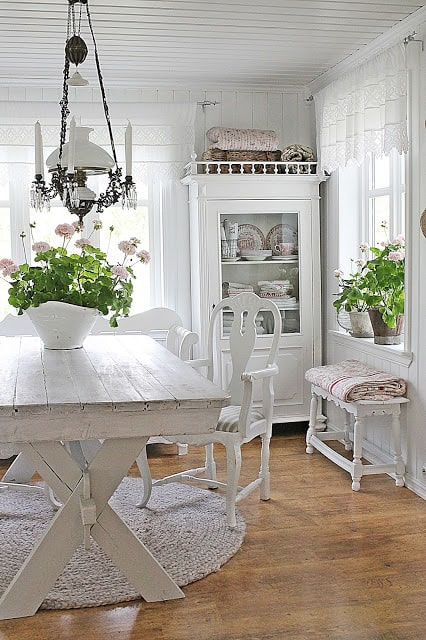 Scandinavian cottage decor 11 beautiful examples Cottage decorating