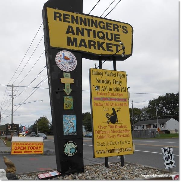 Renninger's Antique Market, PA