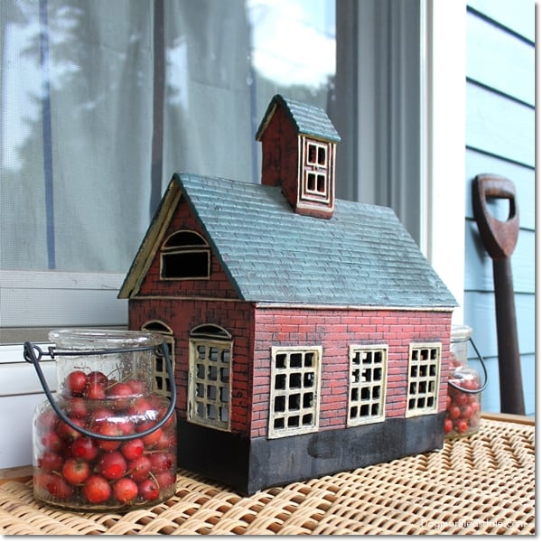cast iron farmhouse