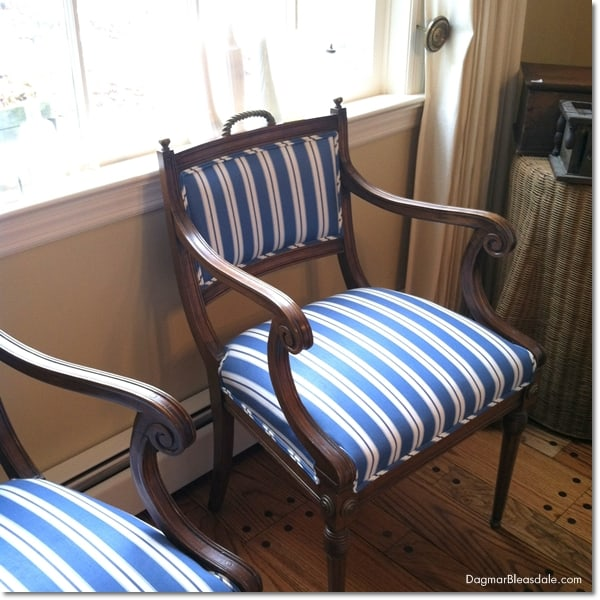 """Thrifty & Vintage Finds"" Link Party #92 – Tale of Vintage Chairs"
