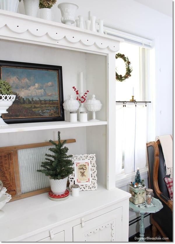 Blue Cottage Christmas Home Tour 2015