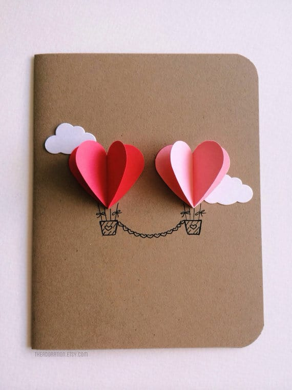 Cute Gifts For Boyfriend For Valentines Day Valentineus Day Card