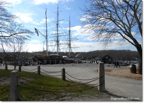 Mystic Seaport visit, CT