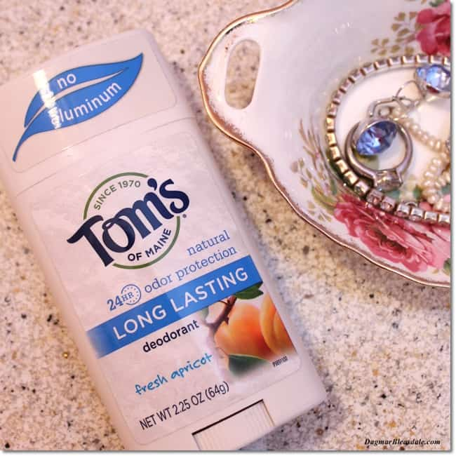 Tom's of Maine Giveaway: Try Their Natural Deodorants