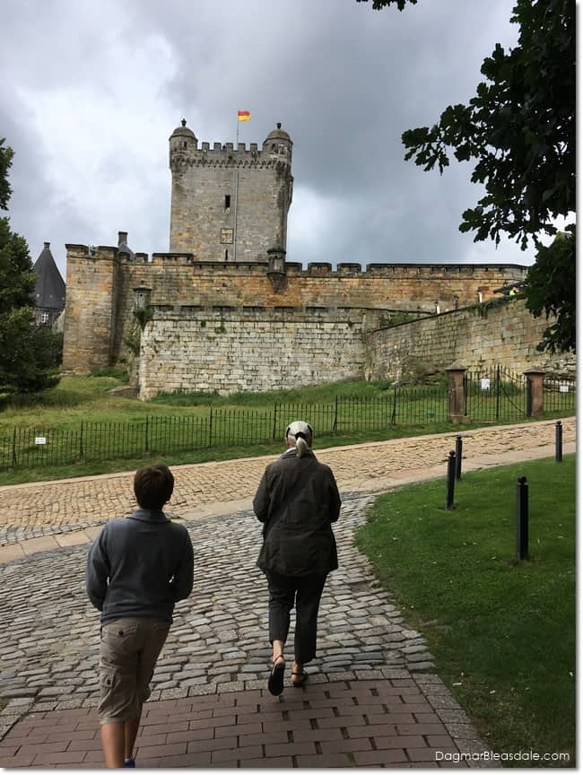 A Tour of Burg Bentheim and Other German Castles