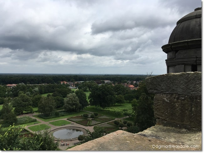 Burg Bentheim and Other German Castles