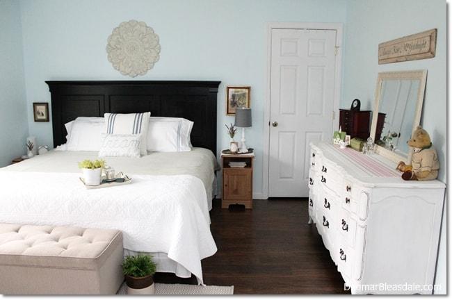 Cottage Bedroom, DagmarBleasdale.com