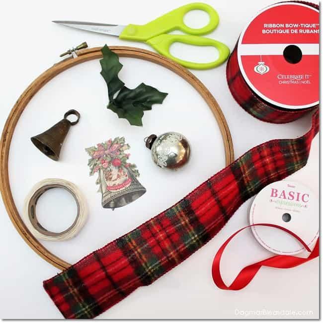 DIY Embroidery Hoop Wall Decor or gift, DagmarBleasdale.com