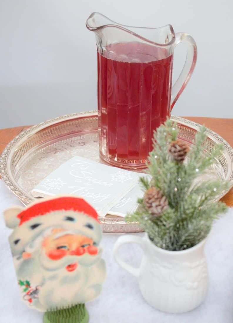 Spiced Tangerine Emergen-C Mocktail Recipe
