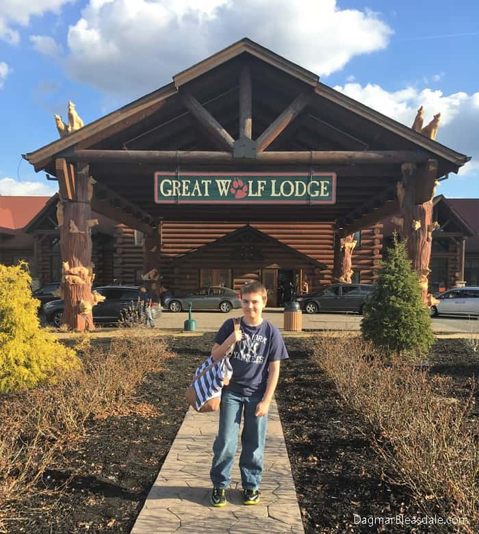 Great Wolf Lodge, Pocono Mountains, PA, DagmarBleasdale.com