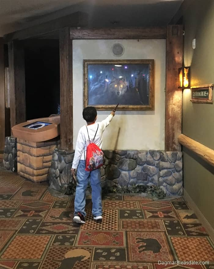 MagiQuest at Great Wolf Lodge, Poconos, PA