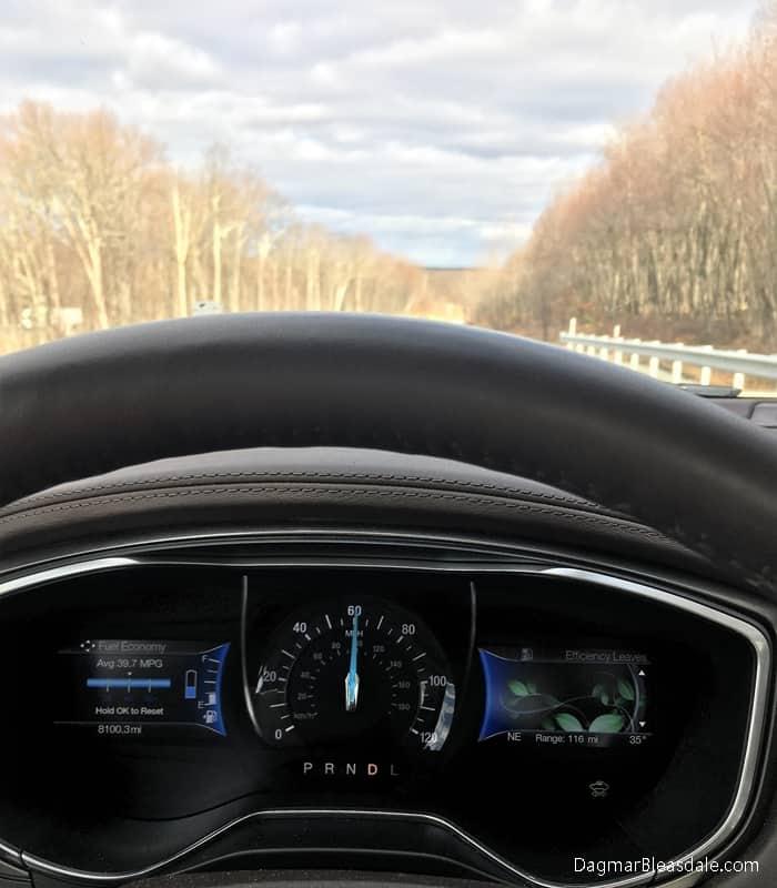 Ford Fusion Energi hybrid car, #drivingonenergi, DagmarBleasdale.com