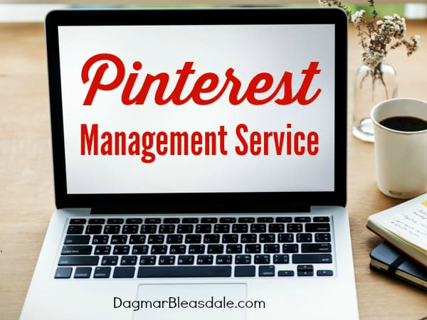 Pinterest management service for bloggers, DagmarBleasdale.com