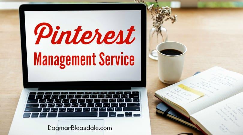 Pinterest management service for bloggers, DagmarBleasdale.com