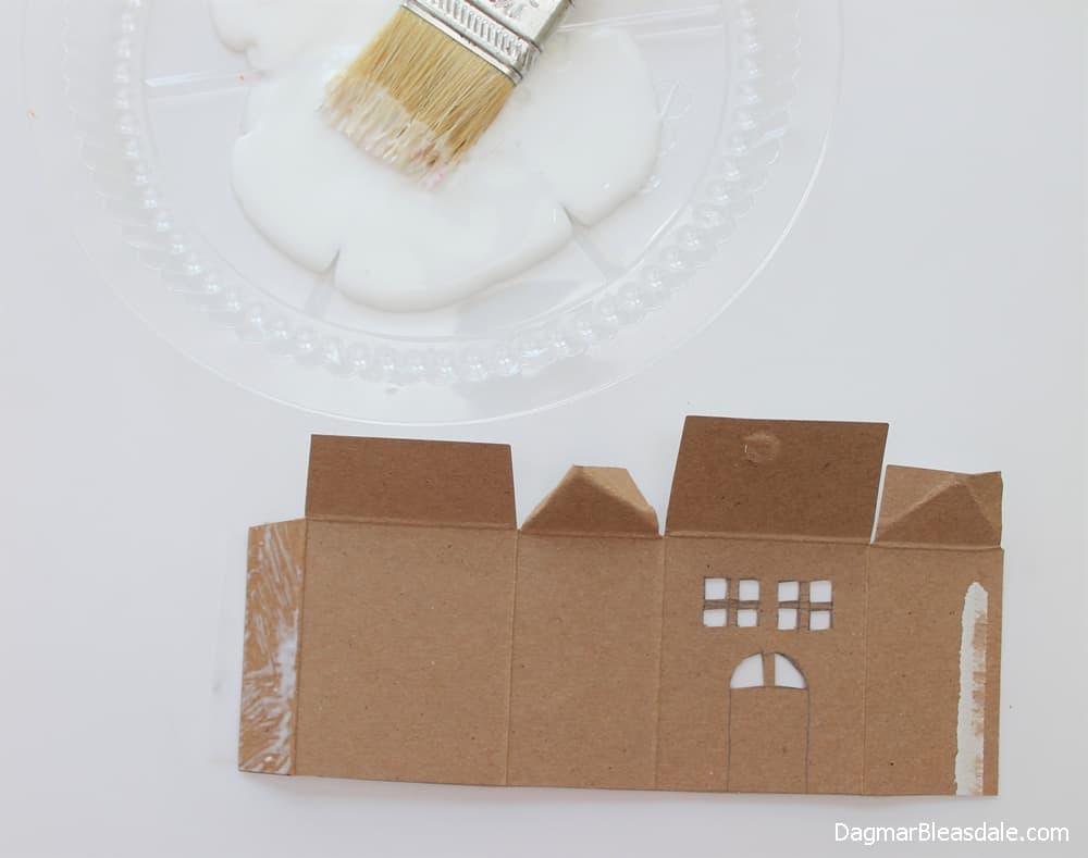 DIY Glitter House, DagmarBleasdale.com