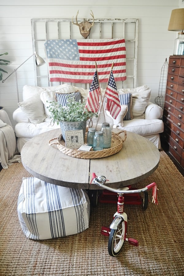 4th Of July Decorations Banners Flags And Diy Ideas