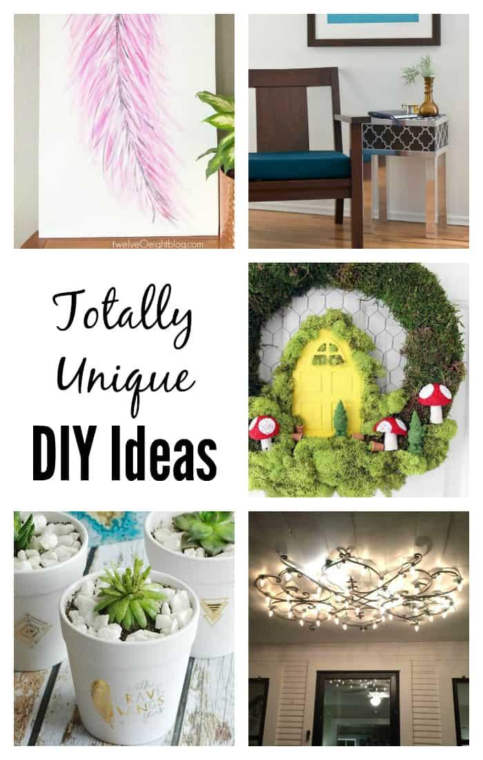 Totally Unique DIY Ideas - Moonlight & Mason Jars