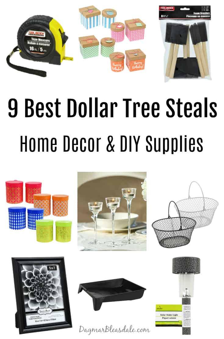 Dollar Tree Steals, DagmarBleasdale.com