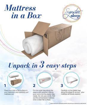 Dorel Home Products, Signature Sleep Gold mattress, Walmart