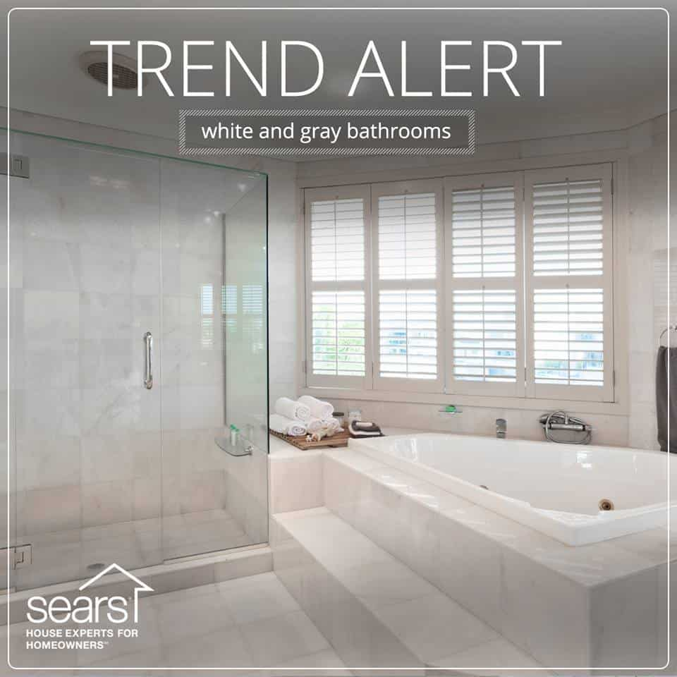 Bathroom remodeling deals from sears home improvement for Bathroom remodeling services