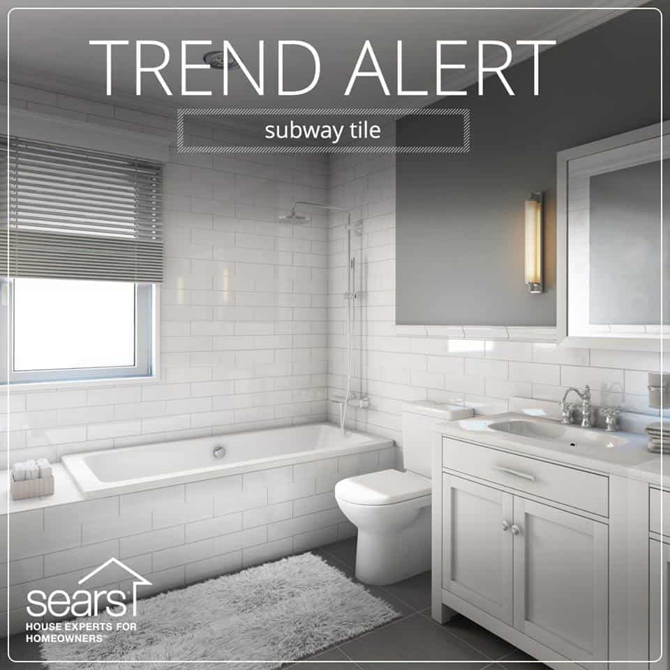 Home Remodeling: Bathroom Remodeling Deals From Sears Home Improvement