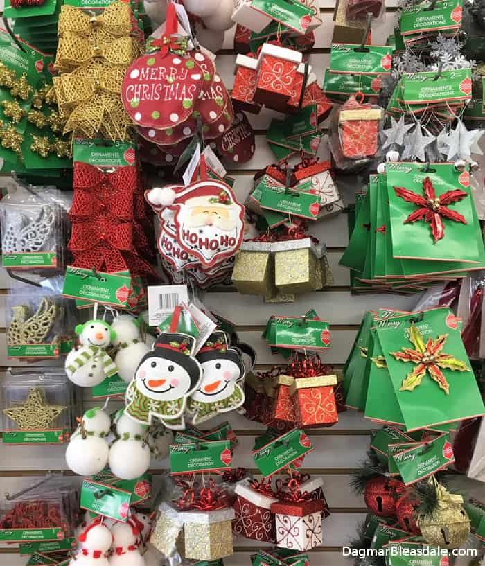 Top 10 Best Cheap Christmas Decorations 2017: Dollar Tree Christmas Decor And Gift Ideas