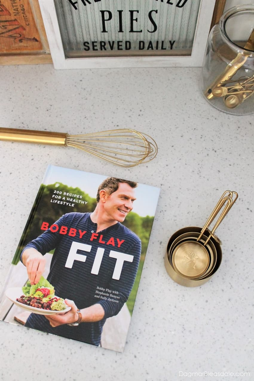 Bobby Flay Fit book
