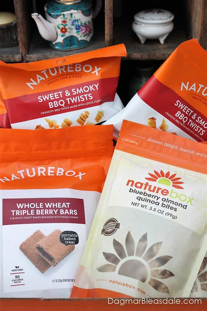 NatureBox Makes Snacking Healthy